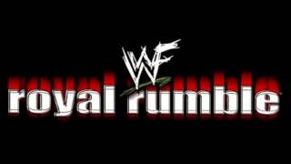 WWF Royal Rumble 2000 Theme Song - HD