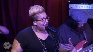 "Alabama Shakes performing ""Future People"" Live on KCRW"