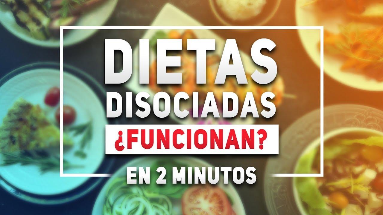 Platos combinados dieta disociada 10 dias