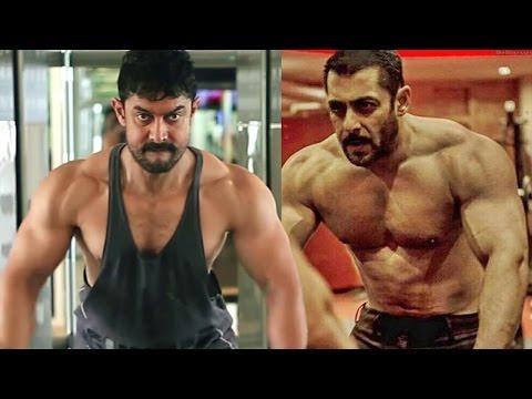 OMG! Aamir Khan Is More Fit Than Salman Khan - Expert's Comment