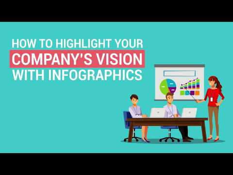 How To Highlight Your Company's Vision With Infographics