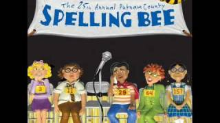 Woe Is Me - 25th Annual Putnam County Spelling Bee