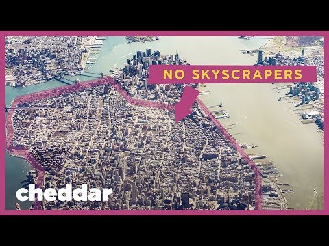 The Real Reason for the New York Skyline Gap - Cheddar Explains
