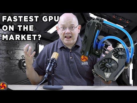 Asus ROG Poseidon Platinum GTX 1080 Ti - fastest GTX 1080 ti on the market?