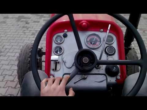 Massey ferguson 168 lik power+turbo HIZ VE PERFORMAN+GÜÇ