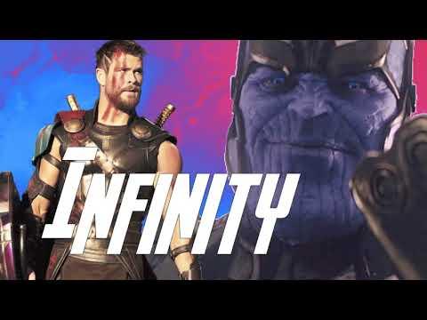Hela w/the Soul Stone & the MCU New Blue Power of Thor - Thor Ragnarok New Trailer