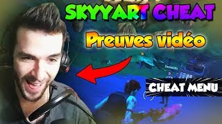 SKYYART CHEAT ! NO FAKE ! - Fortnite