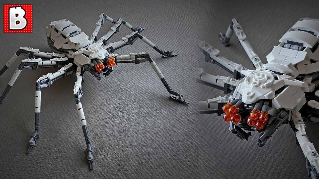 Arachnophobia in LEGO   TOP 10 MOCs