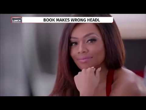 Bonang book under fire