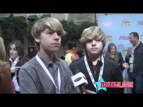 Dylan & Cole Sprouse Make A Difference