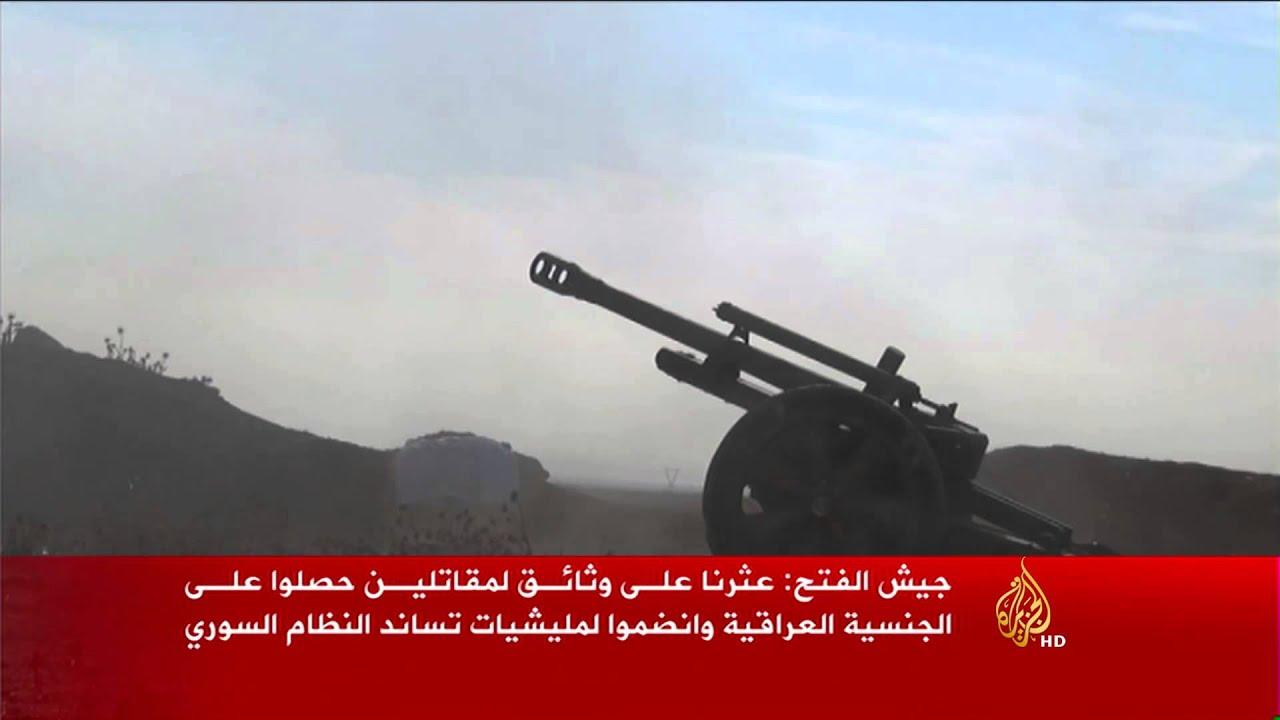 الجزيرة: جيش الفتح يسيطر على نقاط بريف حلب الجنوبي