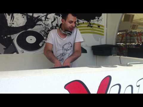 Chiro live @ Luxury Beach (Sunny Beach/Bulgaria) Part 1