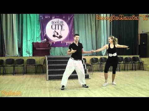 BoogieMania-cabaret, Solenn & Yann-Alrick Mortreuil- Henry