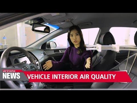 Korea initiates international standards for vehicle interior air quality