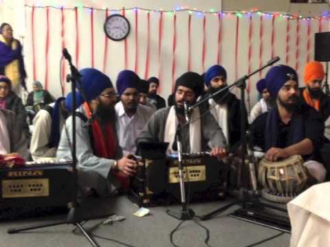 Sikh Temple Saskatoon Kirtan Samagam 19 January 2013 p1