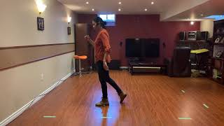 Cowboy Hustle Country line dance Demo and Instruction