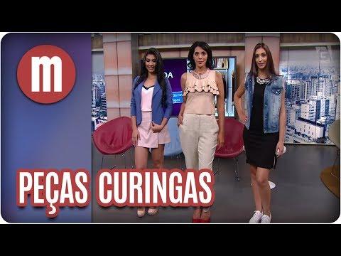 Moda: peças curingas - Mulheres (02/08/17)
