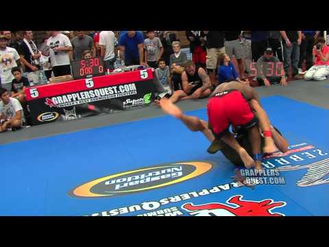 SUBMISSION! Jon Nandor Jordan Tor at GQ New England Grappling Championships