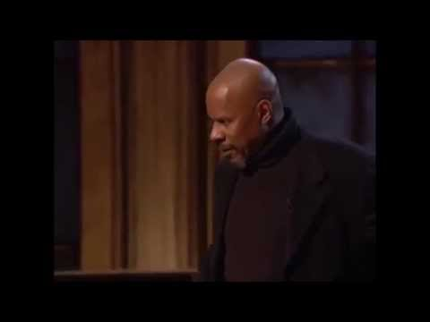 Avery Brooks from Purlie Victorious by Ossie Davis on Def Jam Poetry