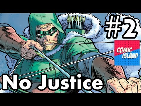 Massive changes to DC Rebirth Begin in No Justice #2