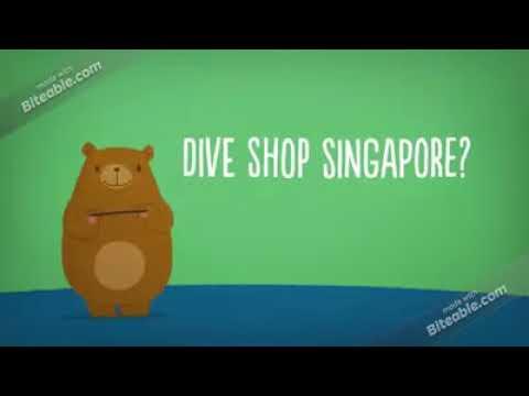 Dive Shop Singapore