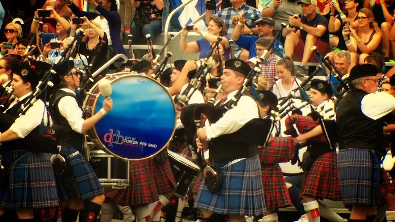 Home - Dunedin Highland Games & Festival