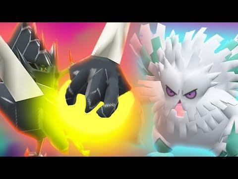 Pixelmon LUCKY BLOCK LEGENDARY QUEST! - NECROZMA STEALS THE LIGHT (Minecraft Pokemon Mod)