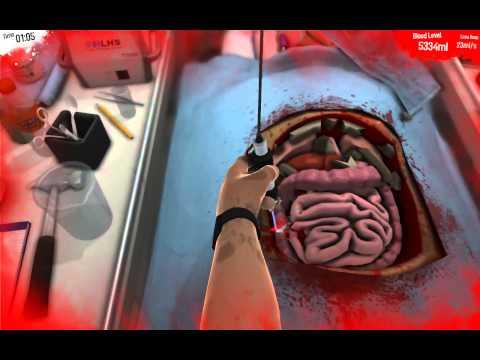 Dr. Scruffy operiert  Auf Herz und Nieren geprüft