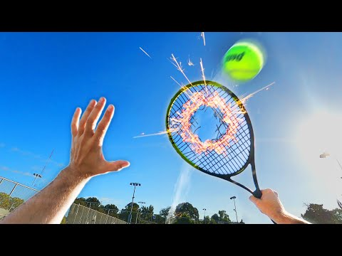 Learning to Play Tennis