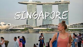 Travel to Singapore 2017 / THIS PLACE WILL BLOW YOU AWAY