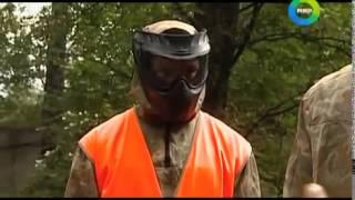 Подготовка телохранителей.(Сюжет телекомпании