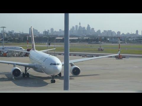 Qantas QF81 Sydney To Singapore Full Flight