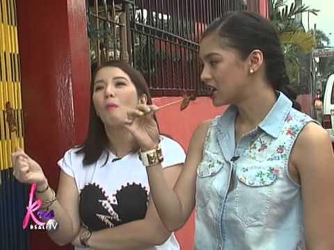 Kris, Kim try Marikina's 'best' barbecue