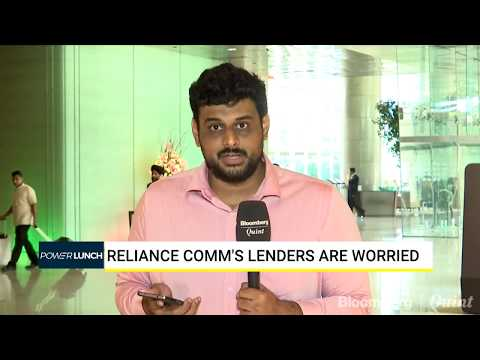 Reliance Communications' Lenders Are Worried