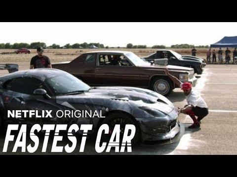 FASTEST CAR Vorschau &  German Deutsch UT April 2018 der neuen Netflix Original Serie