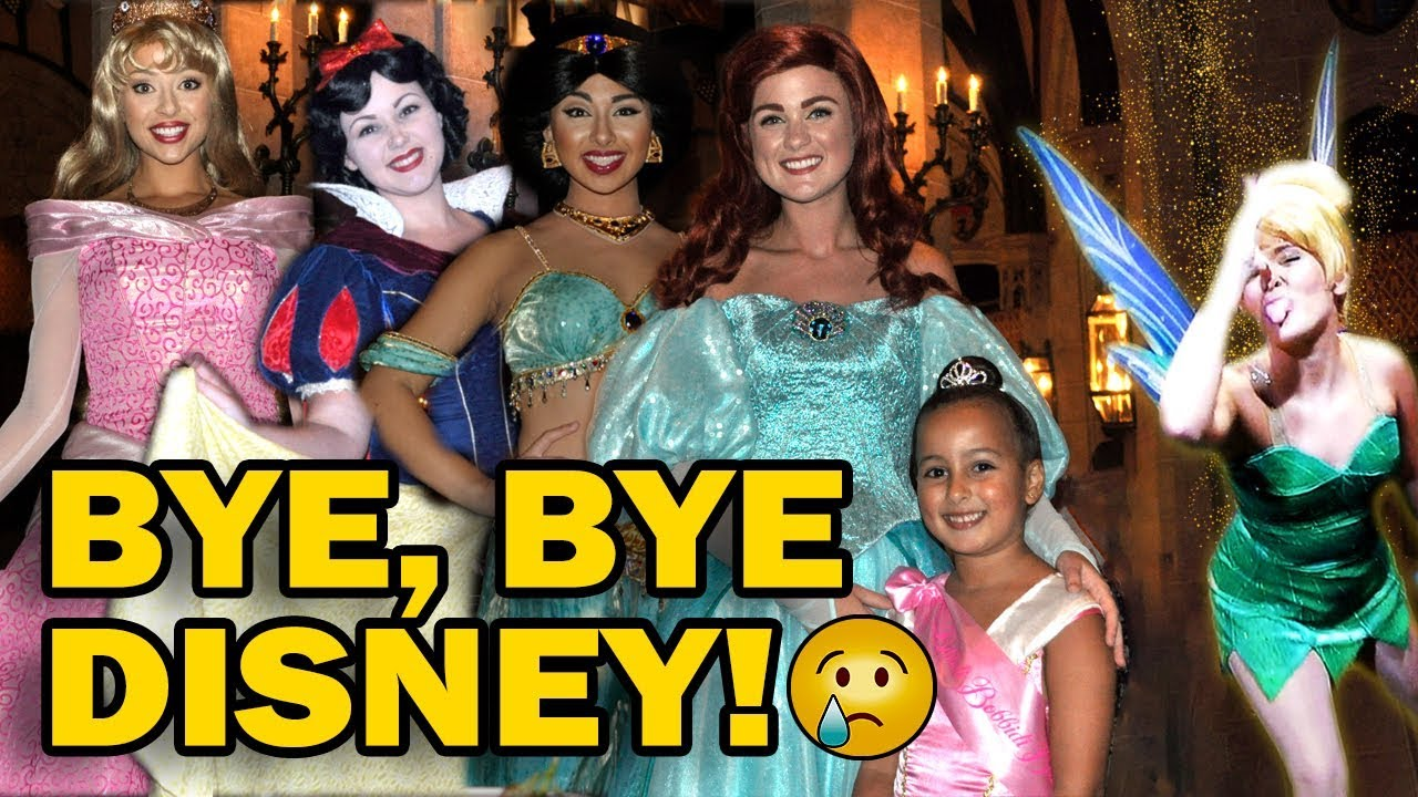 Having Fun and Dining at Disney World with Princesses