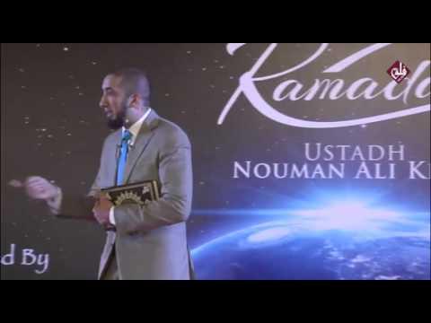 Nouman Ali Khan - Welcome Ramadan - Bahrain 2015
