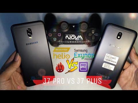 Samsung Galaxy J7 Pro Vs J7 Plus Antutu Score