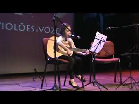 13º Encontro De Violões E Vozes - Julia Ferreira Rabuske