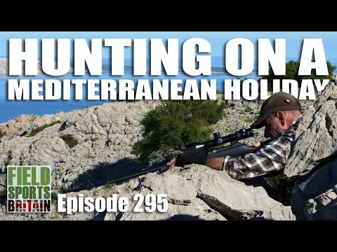 Fieldsports Britain - Hunting on your Mediterranean Holiday