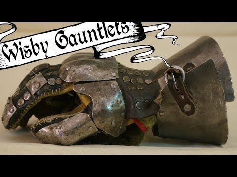 Making a Medieval Suit of Armor: Gauntlets