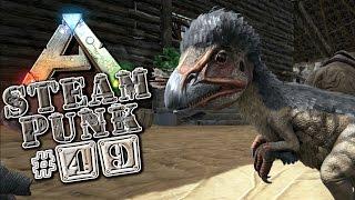 ARK STEAMPUNK #49 • Das niedlichste Dinobaby • ARK Deutsch • Survival Evolved German