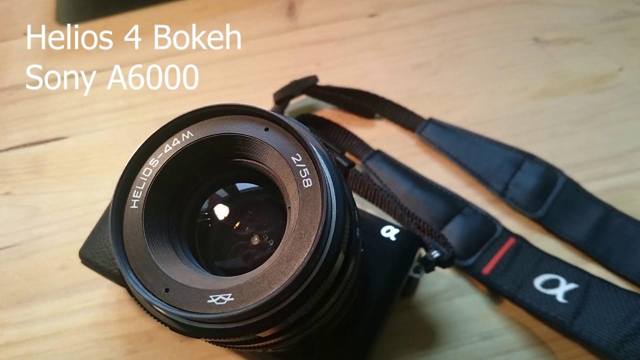 Helios 44 Bokeh Sony A6000