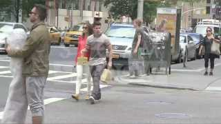 Nick Jonas and girlfriend Olivia Culpo MISS UNIVERSE ! in New York City