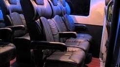 Mercedes-Benz SP15 15 Passenger Minibus Executive Van Limousine Diesel 3500 170WB EXT