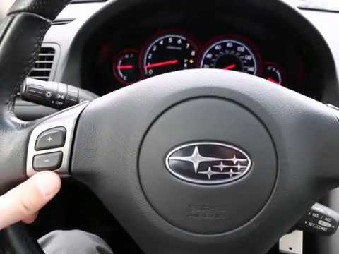 2006 Subaru Legacy Sedan 3701a Youtube