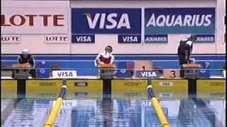 競泳 83回日本水泳選手権 北島康介8連覇