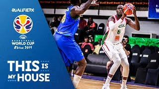 Senegal v Rwanda - Full Game - FIBA Basketball World Cup 2019 - African Qualifiers