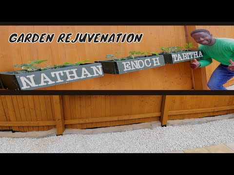 diy-modern-raised-planter-box-|-how-to-paint-garden-fence