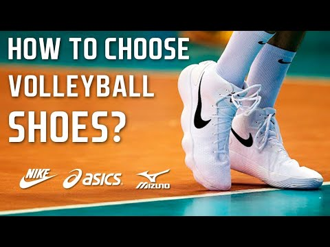 How to choose volleyball SHOES?